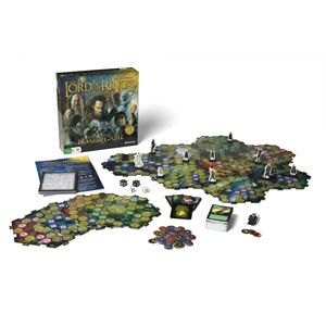 The Lord of the Rings The Complete Trilogy Adventure Board Game