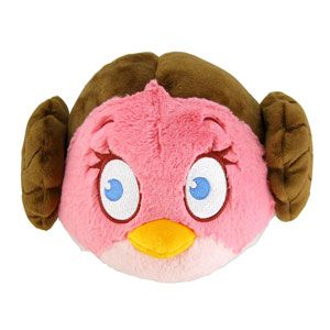Angry Birds Star Wars Princess Leia