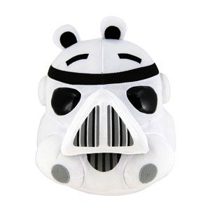 Angry Birds Star Wars Storm Trooper
