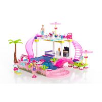 Barbie Build n Style Pool Party