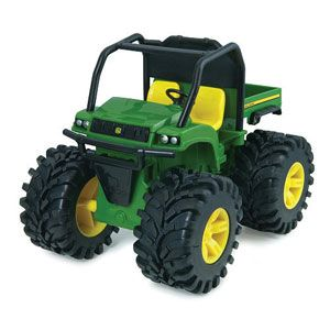 John Deere Lights and Sounds Monster Treads XUV Gator