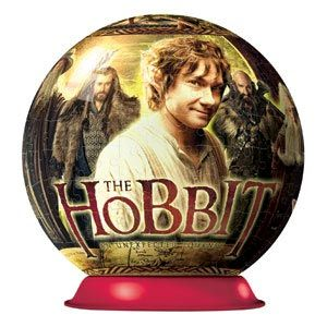 The Hobbit: An Unexpected Journey 3D Puzzle