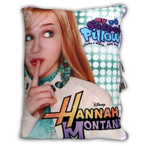 Hannah Montana My Secret Pillow