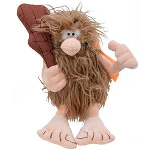 Hanna-Barbera Captain Caveman Deluxe Plush