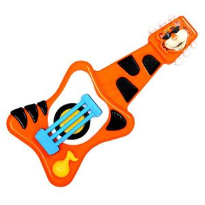 Baby Genius Tempo's Superstar Guitar