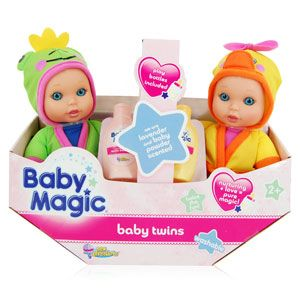 Baby Magic Baby Twins
