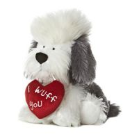 Wuff You English Sheep Dog