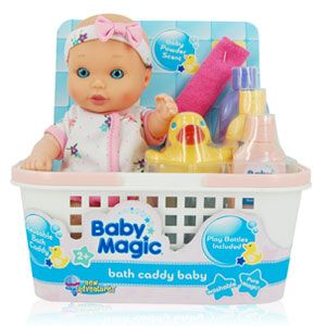 Baby Magic Bath Caddy Baby