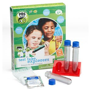 PBS Kids Test Tube Explorers