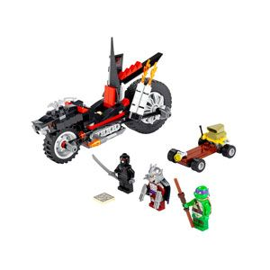 Teenage Mutant Ninja Turtles Shredder's Dragon Bike