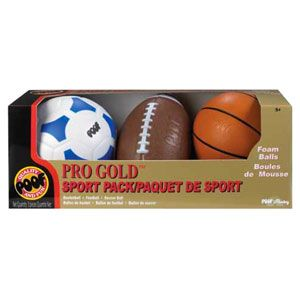 Pro Gold Sport Pack
