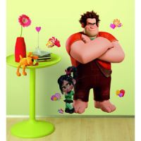 Wreck-It Ralph Giant Wall Decals