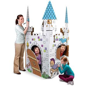 Discovery Kids Color and Play Castle