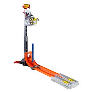 Hot Wheels Team Hot Wheels Vertical Velocity