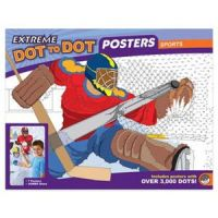 Extreme Dot to Dot Posters Sports