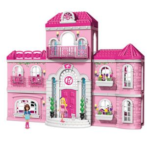 Barbie Build n Style