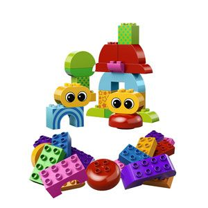 LEGO Duplo Toddler Starter Building Set