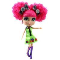 Cutie Pops Swirly Brights Magenta