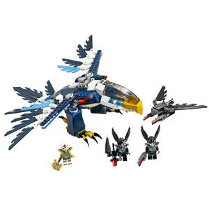 LEGO Legends of Chima Eris' Eagle Interceptor