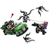 Marvel Superheroes Spider-Man: Spider-Cycle Chase