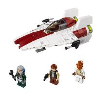LEGO Star Wars A-wing Starfighter