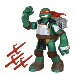 Teenage Mutant Ninja Turtles Flingers Raphael