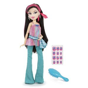 Bratz Totally Polished Jade