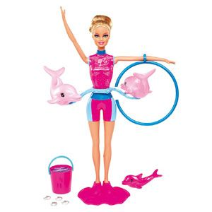 Barbie I Can Be ... Dolphin Trainer