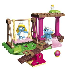 The Smurfs Playground
