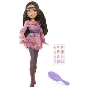 Bratz Totally Polished Yasmin