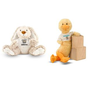 Personalized Easter Stuffed Animals