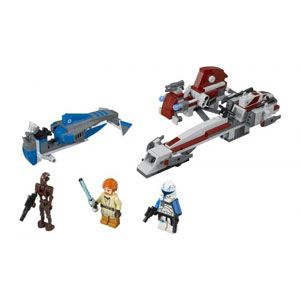 LEGO Star Wars Barc Speeder with Sidecar