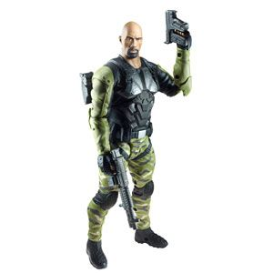 G.I. JOE: Retaliation Ninja Commando Roadblock