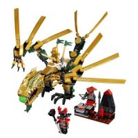 LEGO Ninjago The Golden Dragon