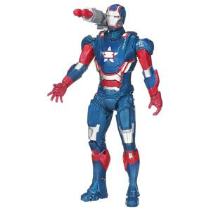 Marvel Iron Man 3 Avengers Initiative Arc Strike Iron Patriot