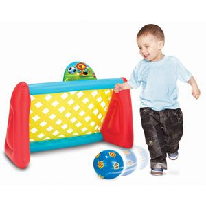 Soft Sports Soccer Set