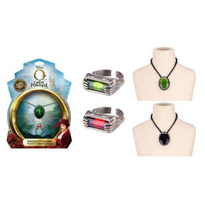 Oz the Great and Powerful Spellbinding Necklace & Ring