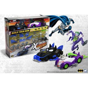 Xtreme Customz Hero Swap Set Batman vs. The Joker