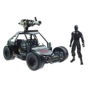G.I. JOE: Retaliation Ninja Commando 4x4