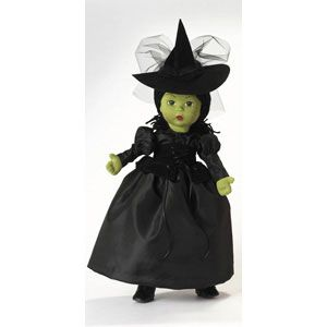 Wizard of Oz Wicked Witch of the West Cloth Doll