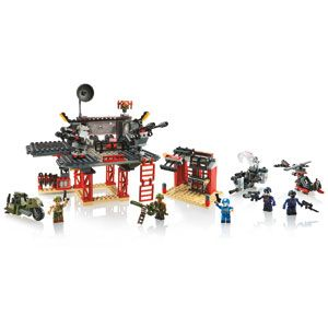 KRE-O G.I. JOE Battle Attack Platform