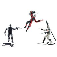 G.I. JOE: Retaliation Ninja Showdown Set