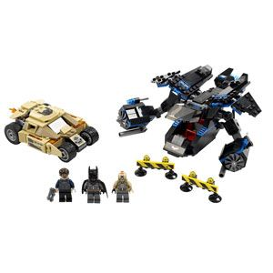 LEGO DC Universe Superheroes The Bat vs. Bane Tumbler Chase