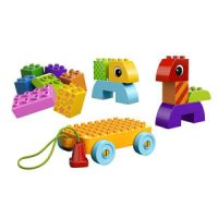 LEGO Duplo Toddler Build & Pull Along Set