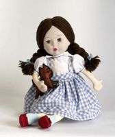 Wizard of Oz Dorothy Cloth Doll