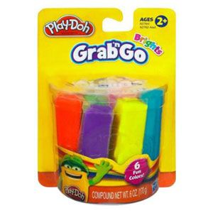 Play-Doh Grab'n Go Brights