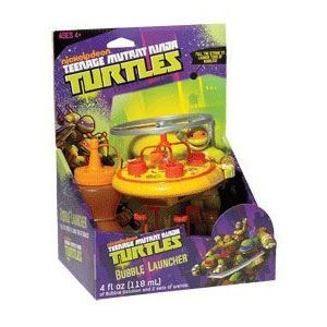Teenage Mutant Ninja Turtles Bubble Launcher