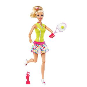 Barbie I Can Be ... Tennis Player