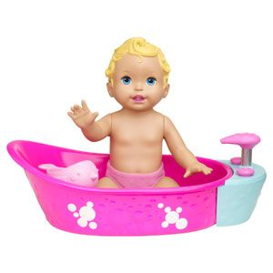 Little Mommy Bubbly Bathtime
