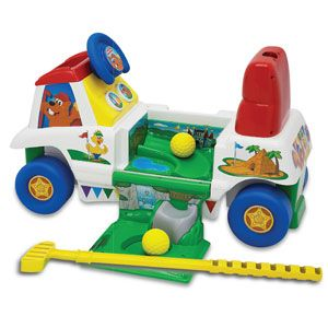 Fisher-Price Golf n' Go Ride-On